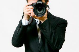 ブライダルのカメラマン